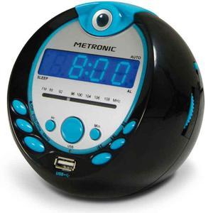 Radio-réveil Metronic 477016 Sportsman