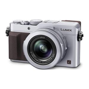 Compact - Panasonic Lumix DMC-LX100 Argent Panasonic Leica DC Vario-Summilux 24-75 mm f/1.7-2.8