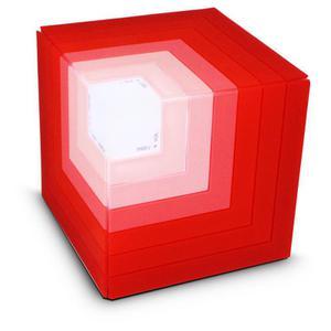 Enceinte  Bluetooth Metronic 477046 Rouge