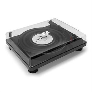 Platine Vinyle Auna TT Classic BK