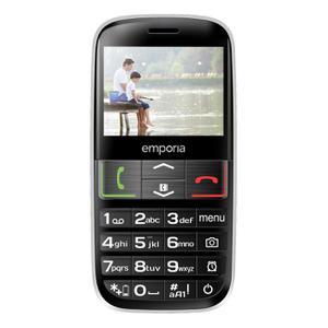 Emporia V50-3G - Zwart- Simlockvrij