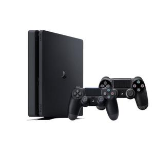 Console PlayStation 4 Slim 1 To + 2 manettes  Dual Shock CUH-2116B - Noire