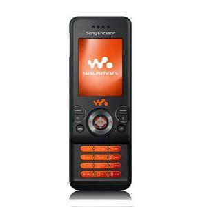 Sony Ericsson W580 - Noir- Débloqué