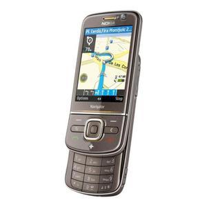 Nokia 6710 Navigator - Braun- Ohne Vertrag