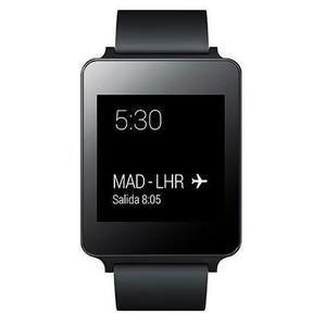 Smart Watch Lg G W100 - Nero
