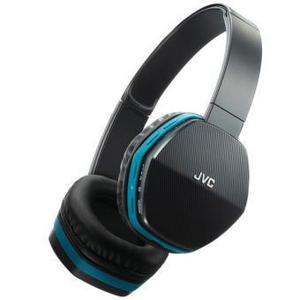 Casque Bluetooth avec Micro Jbl HA-SBT5-A - Noir/Bleu