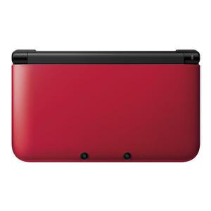Konsole Nintendo 3DS XL 2GB - Rot / Schwarz
