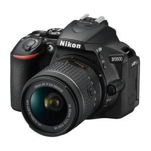 Reflex - Nikon D5600 + AF-P 18-55 VR + 16 GB