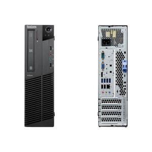 Lenovo ThinkCentre M71E SFF Celeron 2,4 GHz - HDD 500 Go RAM 4 Go