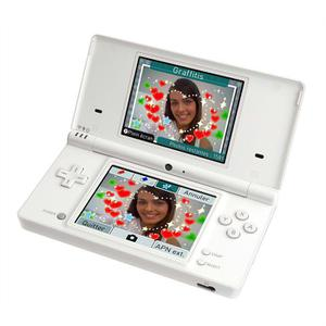 "Console Nintendo DSI Wifi 3.25 ""TWL-001 Blanc Original"