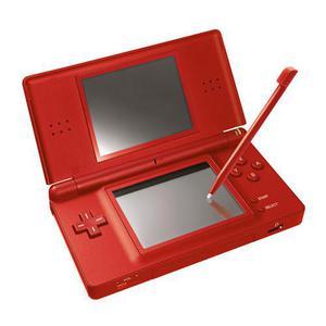 Konsoli Nintendo DS Lite - Punainen