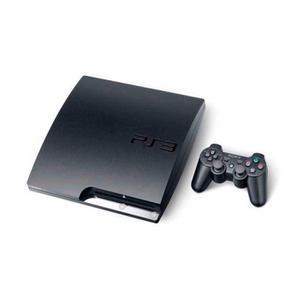 Console Sony Playstation 3 Slim 160 Go - Noir
