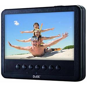DVD-soitin D-Jix PVS 705-39HSM
