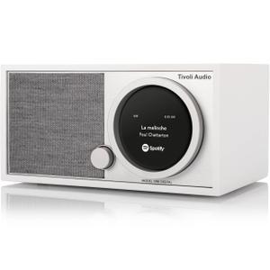 Enceinte Bluetooth Tivoli Audio Model One Digital + 1. Gen - Blanc/Gris