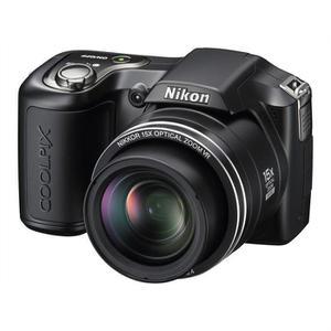 Compact Nikon Coolpix l100 - Zwart