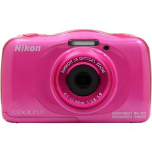 Compact - Nikon Coolpix W100 Rose