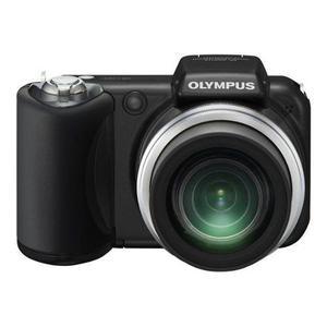 Compact - Olympus SP-600 UZ Noir Olympus Wide Optical Zoom 28–420mm f/3.5–5.4