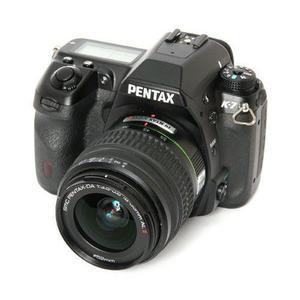 Reflex Pentax K7 - Noir + Objectif 18-55