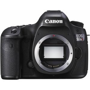 Spiegelreflex - Canon EOS 5DSR Ohne Objektiv - Schwarz