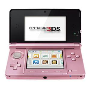 Konsole Nintendo 3DS 2 GB - Pink / Schwarz