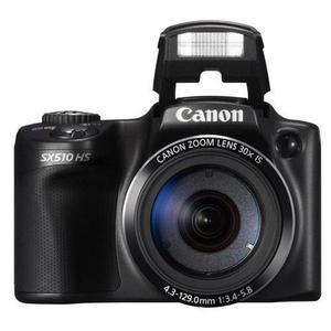 Reflex - Canon SX510 HS - Schwarz