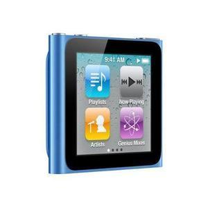 Ipod Nano 6 - 8Go - Bleu