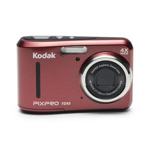 Kompaktkamera - Kodak Pixpro FZ43 - Bordeaux