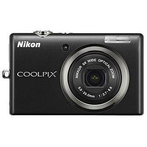 Compatto Nikon Coolpix S570 - Nero + Obiettivo Nikkor 5x Wide Optical Zoom 28-140mm f/2.7-6.6