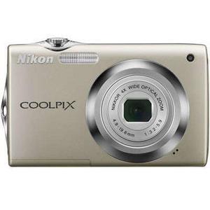 Compact - Nikon Coolpix S3000 - Argent