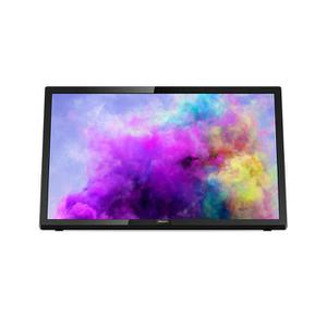 2bceffd04a320e TV LED Full HD 56 cm TV LED ultra plat Full HD 55 cm (22