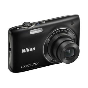 Fotocamera compatta - Nikon Coolpix S3100 - Nera