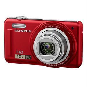 Compacto - Olympus D-720 - Rojo