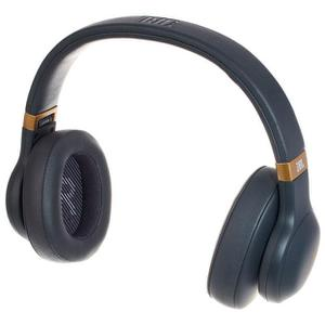 Kopfhörer Bluetooth mit Mikrophon Jbl E55BT - Schwarz