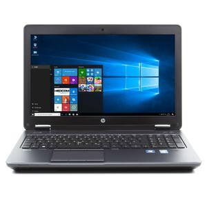 "HP ZBOOK 15 G1 15"" Core i7 2,9 GHz  - SSD 240 Go - 16 Go AZERTY - Français"
