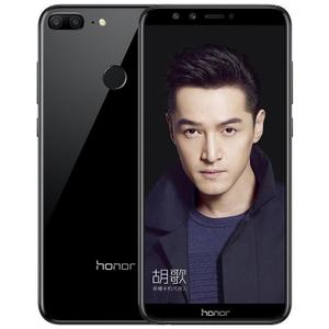 Huawei Honor 9 Lite 32GB - Musta (Midnight Black) - Lukitsematon