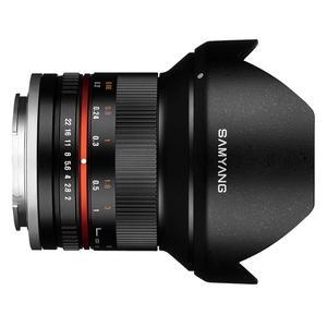 Objectif pour Fujifilm Samyang 12MM F / 2 NCS CS