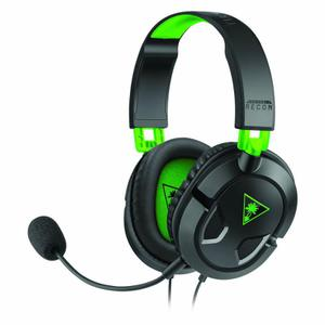 Turtle Beach Recon 50x Koptelefoon Gaming Microfoon - Zwart/Groen