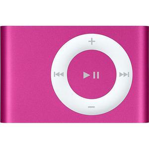 MP3-player & MP4 2GB iPod shuffle 2 - Rosa