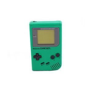 Nintendo Game Boy - HDD 0 MB - Green