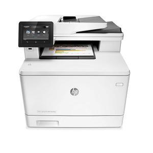 Multifunktionsdrucker HP Color LaserJet MFP M477fdw