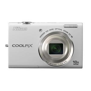 Kompakt Kamera Nikon COOLPIX S6200 S6200 + Objektiv Nikon NIKKOR 10x WIDE OPTICAL ZOOM ED VR 4.5-45 mm f/3.2-5.8
