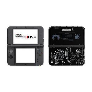 Console Nintendo 3DS XL noir + POKÉMON SOLEIL & LUNE