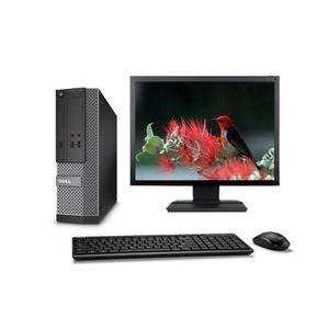 """Dell OptiPlex 3010 SFF 19"""" Core i5 3,2 GHz - SSD 480 GB - 8GB"""