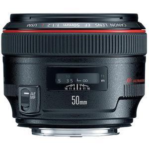 Lens EF 50mm f/1.2