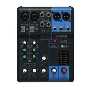 Accessoires audio Yamaha MG06X