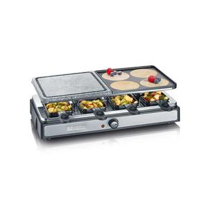 Raclette avec Grill pierreSeverin RG2344