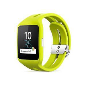 Montre Sony SmartWatch 3 SWR50 - Lime