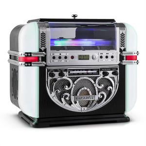 Mini Hifi-System Ricatech RR700 Jukebox