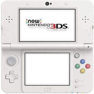 Nintendo 3DS - HDD 2 GB - Blanco