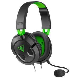 Kopfhörer Gaming mit Mikrophon Turtle Beach Recon 50X - Schwarz/Grün